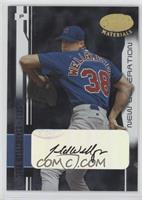 Todd Wellemeyer #/400