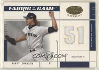 Randy Johnson (Jersey Number) #/51