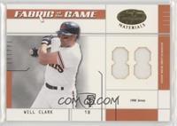 Will Clark (Jersey Year) #/88