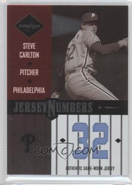 2003 Leaf Limited - [???] #JN-47 - Steve Carlton /50
