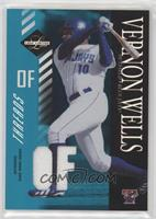 Vernon Wells [EX to NM] #/25