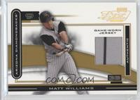 Matt Williams #/50