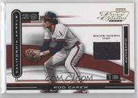 Rod Carew (Hat) /50