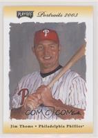 Jim Thome #/10