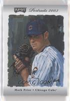 Mark Prior [EX to NM] #/50