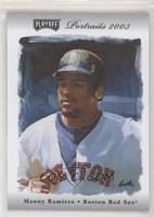 Manny Ramirez #/50