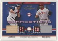 Jim Thome, Marlon Byrd #/400