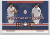Roger Clemens, Mike Mussina