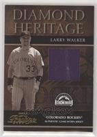 Larry Walker #/200