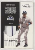 Larry Walker (Jersey) [EX to NM] #/325