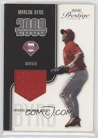 Marlon Byrd (Jersey) [EX to NM] #/325
