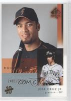 Jose Cruz Jr. #/2,500