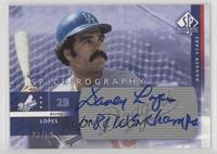 Silver - Davey Lopes /50
