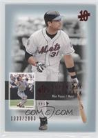 Mike Piazza #/2,003