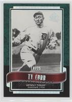 Ty Cobb #/25