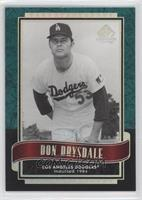 Don Drysdale /25