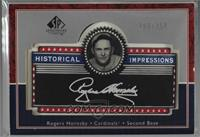 Rogers Hornsby [Noted] #/350