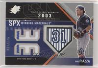Mike Piazza [NoneEXtoNM] #/375