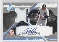 Nick Johnson #/1,295