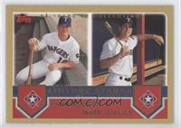 Hank Blalock, Mark Teixeira /2003