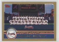 Atlanta Braves Team #/2,003