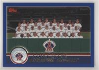 Anaheim Angels Team