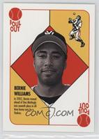 Bernie Williams