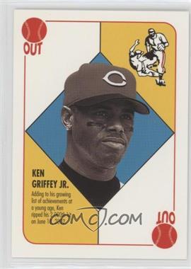 2003 Topps - Blue Backs #KGRJ - Ken Griffey Jr.