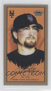 2003 Topps 205 - [Base] - Mini Green Sovereign Back #259 - Jason Phillips