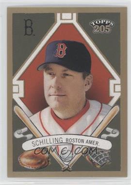 2003 Topps 205 - [Base] #283.2 - Curt Schilling (Portrait) - Courtesy of COMC.com