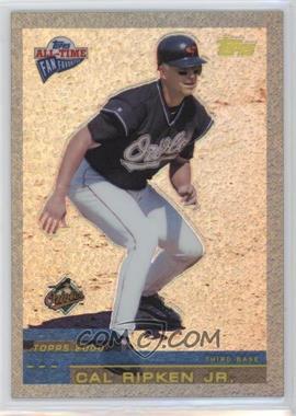 2003 Topps All-Time Fan Favorites - [Base] - Refractor #50 - Cal Ripken Jr. /299