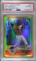 Jeff Bagwell /449 [PSA 10 GEM MT]