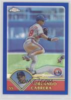Orlando Cabrera #/699