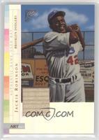 Jackie Robinson #/25