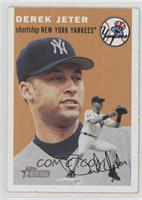 Derek Jeter (Brown Background)