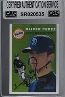 Oliver Perez [CASCertifiedSealed]