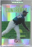 Jose Contreras [Uncirculated] #/1,599