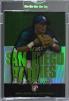 Bernie Castro [Uncirculated] #/499