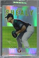 Ryan Shealy [Uncirculated] #/1,599
