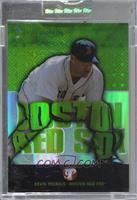 Kevin Youkilis /499 [Uncirculated]