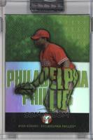 Ryan Howard /499 [ENCASED]