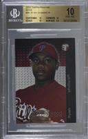 Ryan Howard [BGS 10 PRISTINE]