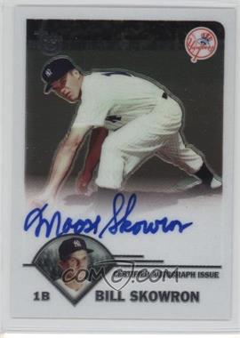 2003 Topps Retired Signature Edition - Autographs #TA-BS - Moose Skowron