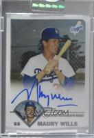 Maury Wills [Uncirculated]