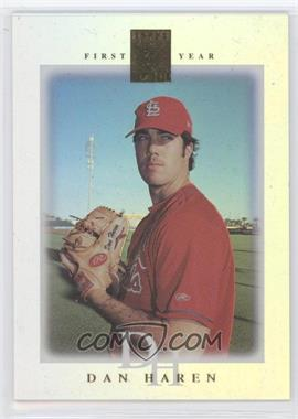 2003 Topps Tribute - Contemporary Edition - [Base] #92 - Dan Haren