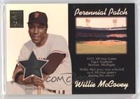 Willie McCovey #/30