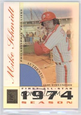 2003 Topps Tribute - Perennial All-Star Edition - Relics #TR-MS - Mike Schmidt