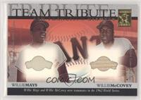 Willie Mays, Willie McCovey /275