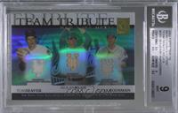 Tom Seaver, Nolan Ryan, Jerry Koosman /275 [BGS 9 MINT]