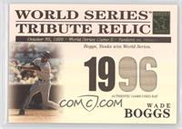 Wade Boggs #/425